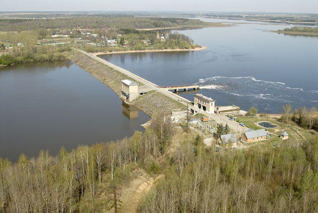 Искусственные водоисточники (водохранилища, каналы)