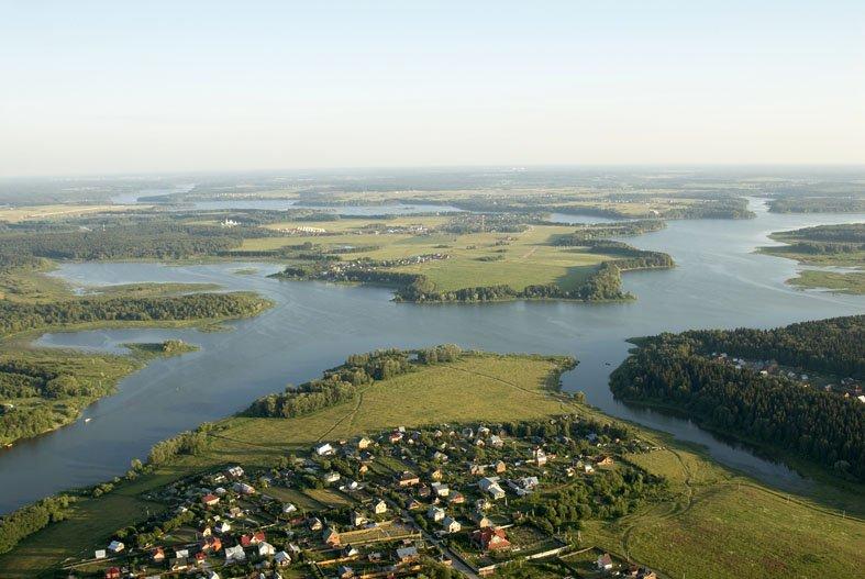 Поверхностные водоисточники (реки, озера, пруды)